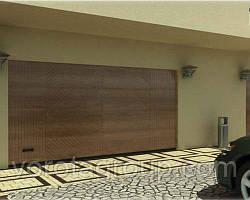 Cекционные ворота DoorHan RSD02 Premium