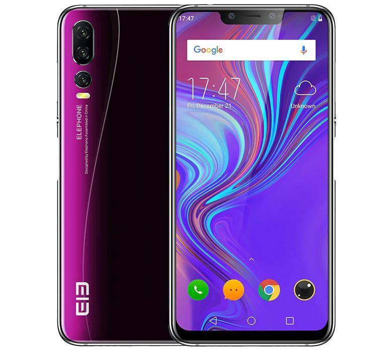 Смартфон Elephone A5 64Gb