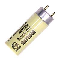 Лампа PHILIPS TLD18W/16 желтая