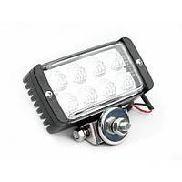 Поисковый прожектор-фара на лодку 1500Лм светодиодный 8х3Вт Lunsun LED624