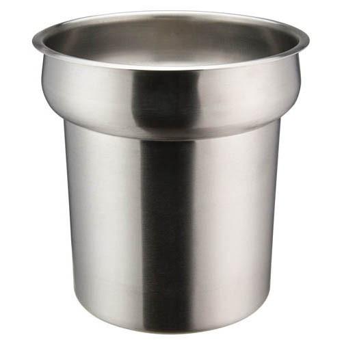 Емкость для продуктов нержавеющая сталь 3,8 л 14 см