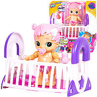 Little Live Bizzy Bubs Bouncing Baby Gracie Бізі Бабс інтерактивний пупс, фото 1