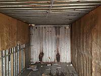 Морской 20 футовый контейнер, со склада