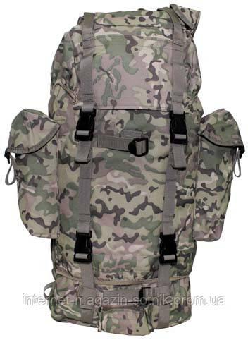 Рюкзак штурмовой большой MFH 65л Мультикам, фото 1
