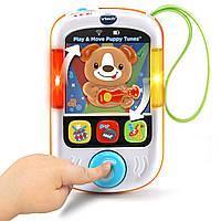 Розвиваючий телефон ВТеч VTech Play & Move Puppy Tunes