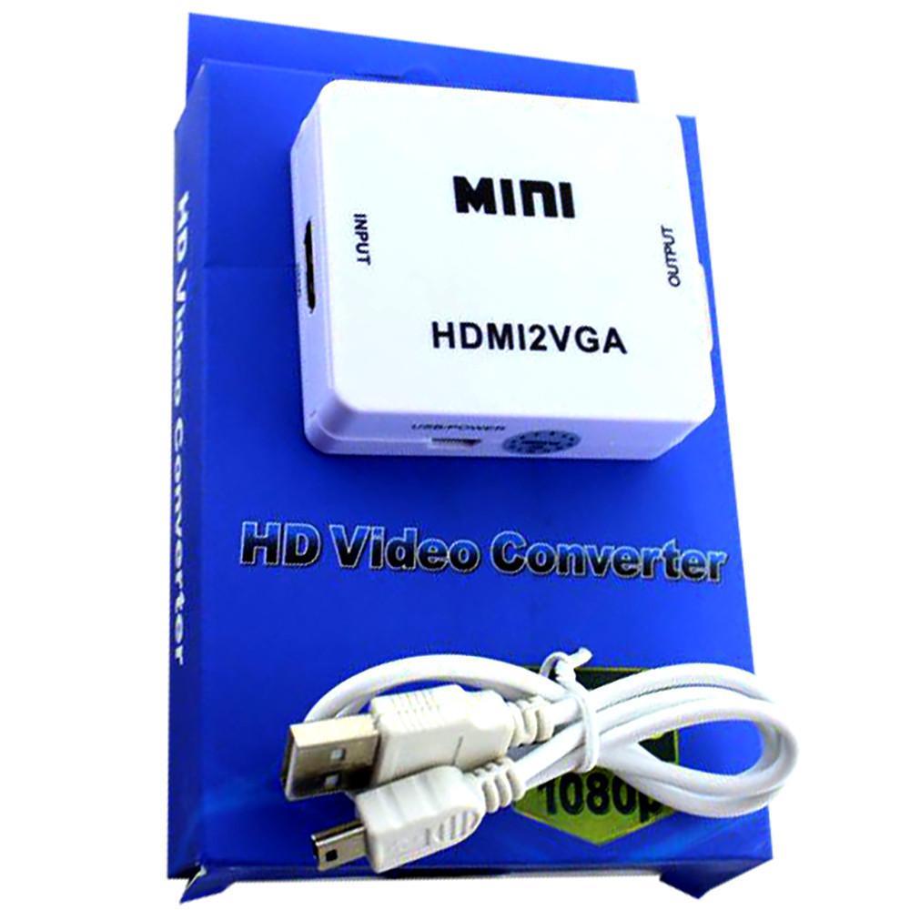 Конвертер HDMI to VGA \ vga 001