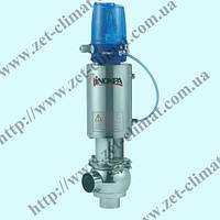Клапан седельный отсечной DN 100 INOXPA приварка