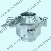 Клапан обратный DN 25 приварка-приварка INOXPA AISI 316 L 72700