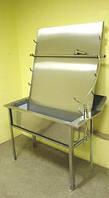 Установка МГ-КГСУ-01-430 нерж. для обмывания коечных клеенок