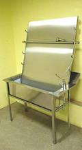 Установка МГ-КГСУ-01-430 нерж. для обмивання коечных клейонок