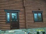 Окна из дерева, фото 2
