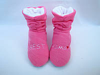 Тапочки ботинки лучшая мама