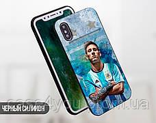 Силиконовый чехол для Samsung A505 Galaxy A50 Messi (28235-3261), фото 2