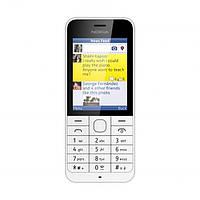 Мобильный телефон Nokia 220 Dual Sim White