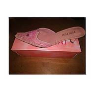 Туфли женские с бисером на кабуку (размер 36-40)