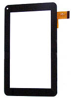 Тачскрин (сенсор) Assistant AP-720 (p/n: SLC07003C, TYF1039V3,QCY-FPC-070069-V1) black