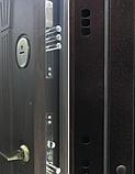 """Входная дверь """"Портала"""" (серия Премиум) ― модель АМ12 Patina, фото 2"""