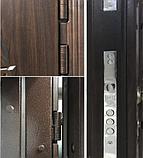 """Входная дверь """"Портала"""" (серия Премиум) ― модель АМ12 Patina, фото 3"""