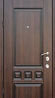 """Входная дверь для улицы """"Портала"""" (Люкс Vinorit) ― модель Троя"""