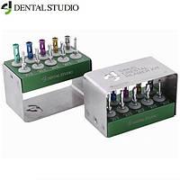 Базовый набор римеров для закрытого синус-лифтинга Simple Sinus Crestal Reamer Kit