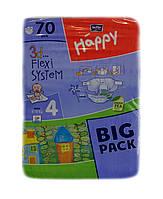 Подгузники Bella Happy Maxi  4 (8-18 кг) 70 шт.