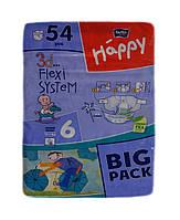 Подгузники Bella Happy Junior Extra 6 (16+ кг) 54 шт.