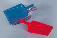 Совок пластиковый (разноцветный)