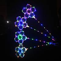Светящиеся шарики ромашка bobo, фото 1