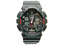Часы CASIO G-SHOCK GA-100 реплика AAA , фото 1