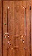 """Входная дверь для улицы """"Портала"""" (Люкс Vinorit) ― модель Бавария"""