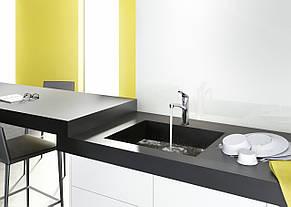 Focus Смеситель для кухни 160, однорычажный, хром, фото 2