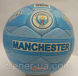 Мяч футбольный №5 Гриппи Manchester City