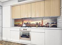 Наклейки  для кухни Лондон (декор для кухни, наклейка, виниловая наклейка страны, самоклеющиеся пленка)