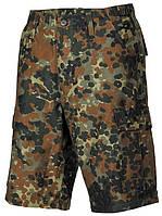 Армейские шорты Бермуды MFH Флектарн