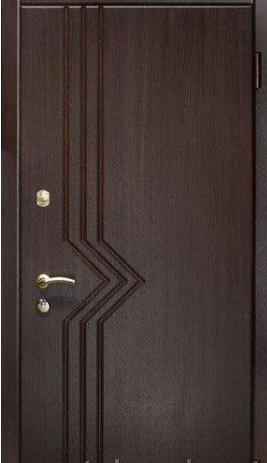 """Входная дверь для улицы """"Портала"""" (Люкс Vinorit) ― модель Бриз"""