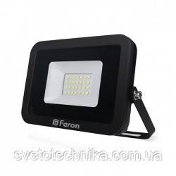 Светодиодный прожектор Feron LL855 50W 6400К