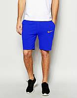 Мужские спортивные шорты Nike трикотажные