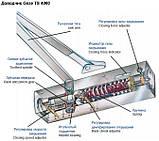 Доводчик Geze TS EN 4000 1-6 з важільною тягою (коричневий), фото 8