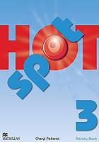 Рабочая тетрадь Hot Spot 3 Activity Book