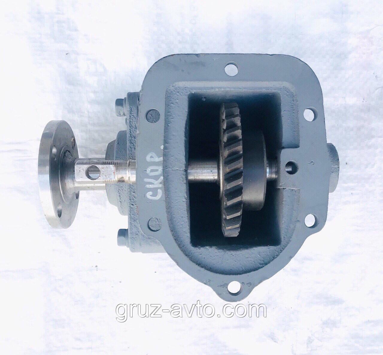 Коробка відбору потужності КОМ ГАЗ-53 під кардан швидкісна / бензовоз асенізатор / Z-26 53б-4202010-09
