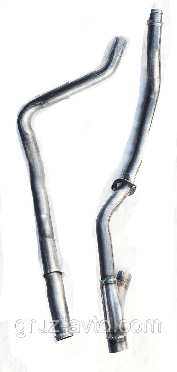 Комплект приемных труб глушителя ГАЗ-53 3307 левая / 53-1203211-20 и правая