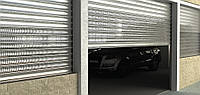 Рулонные ворота из стальных профилей DoorHan RHS117, фото 1