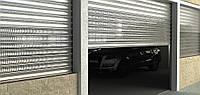 Рулонные ворота из стальных профилей DoorHan RHS117
