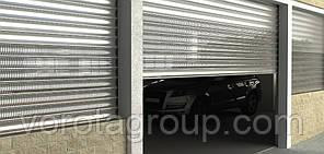 Рулонні ворота із сталевих профілів DoorHan RHS117