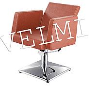 Кресло парикмахерское VM825, итальянский кожзаменитель