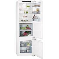 Встраиваемый холодильник с морозилкой AEG SCZ71800F1