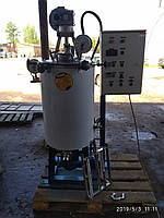 Котел вакуумный кпэ-75 с двумя мешалками, фото 1