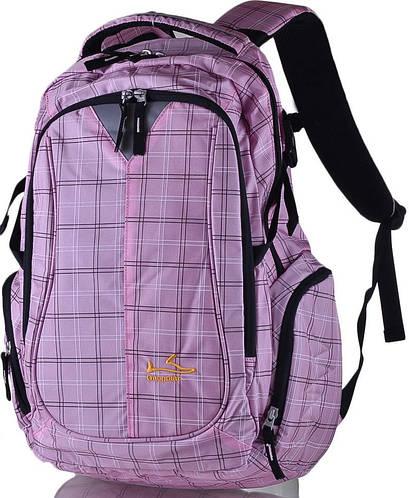 Рюкзак молодежный городской 27 л. Onepolar (Ванполар) W1572-pink розовый