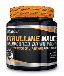 Цитрулин BioTech Citrulline Malate Unflavoured 300 g