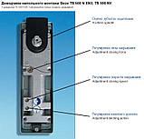 Доводчик напольный Geze TS 500 N EN 3 с фиксацией (в комплекте с крышкой), фото 5